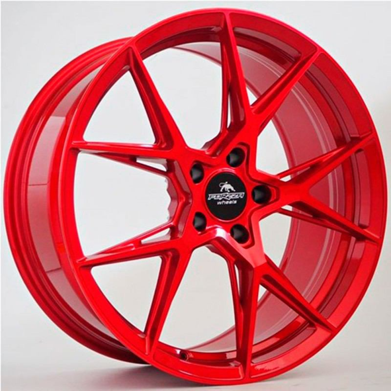 OREGON 10X20 5X120 ET37 72.6 RED CANDY