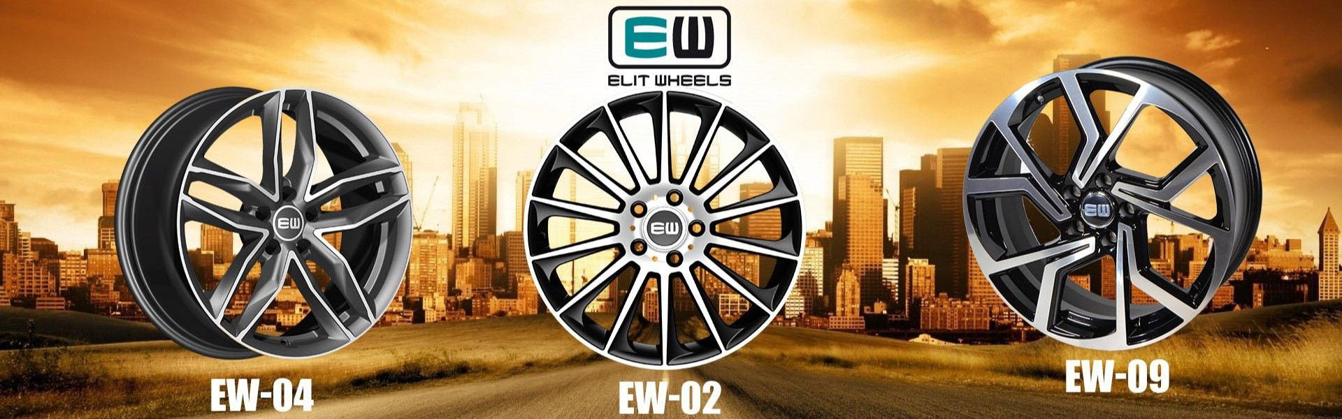 Llantas EW Elite Wheels
