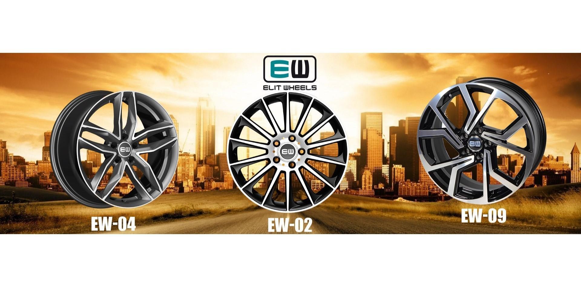 Llantas EW Elite Wheels
